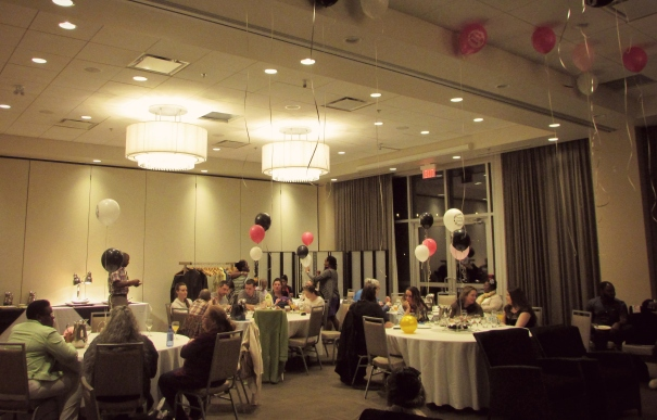 Party Room.
