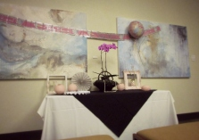 Welcome Table.